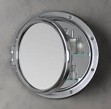 8 medicine cabinets for every style porthole mirror medicine