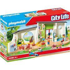 playmobil playmobil city kinder spielzeug wohnzimmer