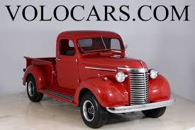 100 1940 Chevrolet Truck 12 Ton Volo Auto Museum