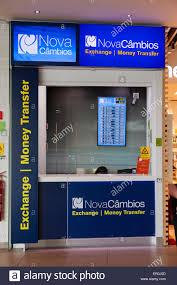 bureau change bureau de change office operated by cambios novacâmbios stock