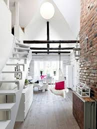 60 Elegant Modern And Classy Interiors With Brick Walls Exposed