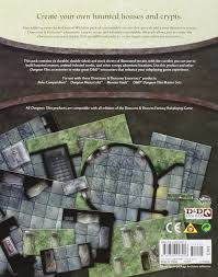 shadowghast manor dungeon tiles a 4th edition dungeons