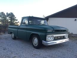 1964 GMC 1000 Short Bed | The H.A.M.B.