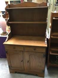 Ethan Allen Secretary Desk With Hutch by Ethan Allen By Baumritter Maple Nightstand End Table 1 Drawer