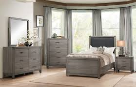 Weathered Finish Youth Bedroom