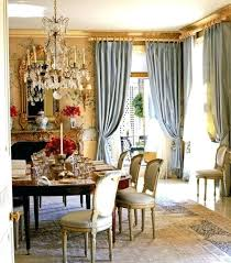 Curtain For Dining Room Lovely Ideas Sensational Design Living Combos