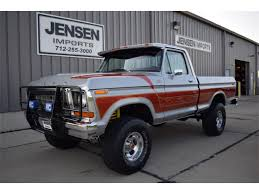 100 1978 Ford Truck For Sale F150 For ClassicCarscom CC1021008