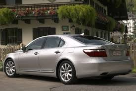 Used 2007 Lexus LS 460 for sale Pricing & Features