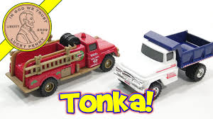 Tonka Holiday Diecast Dump Truck And Fire Engine - Stocking Stuffers ... Maisto Dump Truck Diecast Toy Buy 150 Simulation Alloy Slide Model Eeering Vehicle Buffalo Road Imports Faun K20 Dump Yellow Dump Trucks Model Tonka Turbo Diesel Yellow Metal Mighty Xmb975 Tonka Product Site Matchbox Lesney No 48 Dodge Dumper Red 1960s 198 Caterpillar 777g Vehical Tomica 76 Isuzu Giga Truck 160 Tomy Toy Car Gift Diecast Kenworth T880 Viper Redsilver First Gear Scale Tough Cab Nissan V8 340 Die Cast Scale 1 Sm015