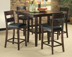 High Top Dining Room Tables Table Legs Wood Metal