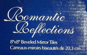 Mirror Tiles 12x12 Beveled Edge by Beveled Mirror Tiles For Centerpieces Vanity Decoration