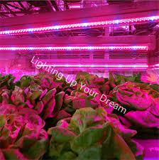 30 pcs lot t8 grow l 18w 120cm t8 1200mm white led plant