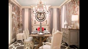 Elegant Dining Room Wallpaper Ideas Youtube Inside Incredible For Intended Comfortable