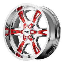 Amazon.com: Moto Metal MO969 Triple Chrome Plated Wheel With Red And ... Helo Wheel Chrome And Black Luxury Wheels For Car Truck Suv Xd Series Xd779 Badlands Black Rhino Pondora Chrome Wheels And Rims Packages At Rideonrimscom 22 Rbp 94r Inch Truck Set 22x12 Black Offroad This Is Why Im Against Wheels W Bumpers F150online American Racing Ar914 Tt60 Pvd Custom Rims Ar Fuel Cleaver D573 1pc J7 Tires Pluto Beadlock Chrome 1 Pair 18 Car Collection Offroad D240 2pc Amazoncom Moto Metal Mo951 18x96x55