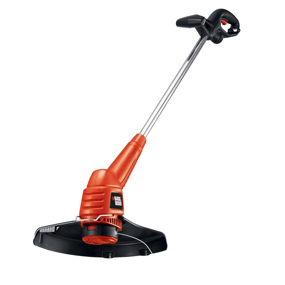 "Black & Decker Single Line 2in1 Trimmer & Edger - Straight Shaft, 13"", 4.4amp"