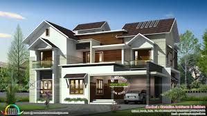 100 Modern Home Floor Plans 3094 Square Feet 4 Bedroom Modern Home Plan Kerala Home Design And