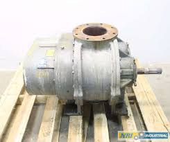 Dresser Roots Blower Vacuum Pump Division by Roots 88 Rai H Universal 6 In Rotary Lobe Blower D551894 Ebay