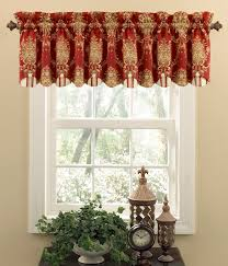 Kitchen Curtain Valance Styles by Cosy Waverly Kitchen Curtains And Valances Nice Interior Designing