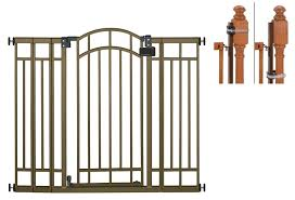10 Best Baby Gates For Stairs - Safety First [2017] Diy Bottom Of Stairs Baby Gate W One Side Banister Get A Piece For Metal Spiral Staircase 11 Best Staircase Ideas Superior Sliding Baby Gate Stairs Closed Home Design Beauty Gates Should Know For Amazoncom Ezfit 36 Walk Thru Adapter Kit Safety Gates Are Designed To Keep The Child Safe Click Tweet Metal With Banister With Banisters Retractable Classy And House The Stair Barrier Tobannister Basic Of Small How Install Tension On Youtube