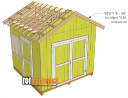 Shed Plans 10x10 Gable Shed good 10x10 Garden Shed Plans 4