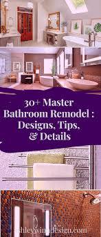 30 impressive master bathroom remodel ideas before
