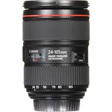 100 24 Casa Mk Canon EF 105mm F4L IS II USM Lens