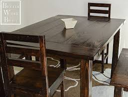 Diy Walnut Dining Table Fresh Fama solid Dark Wood Walnut Dining