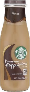 Starbucks Frappuccino Coffee Drink Mocha 137 Fl Oz