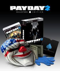 Payday 2 Halloween Masks Disappear by Payday 2 Collector U0027s Edition Unveiled New Trailer Asks U0027what Is