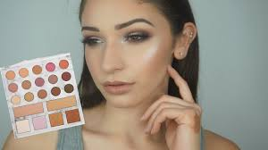 Carli Bybel Halloween by Easy Cool Toned Makeup Carli Bybel Deluxe Edition Palette