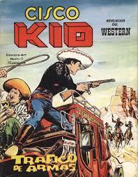 Cisco Kid Comics Art No 002 Lacospra