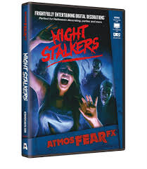 Buy Halloween Hologram Projector by Reality Halloween Atmosfearfx Night Stalkers