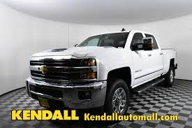 100 4wd Truck New 2019 Chevrolet Silverado 3500HD LTZ 4WD Crew Cab For Sale