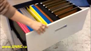 Lacasse Desk Drawer Removal by Steelcase 800 5 Drawer Lateral Filing Cabinet Youtube