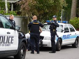 100 Help Truck Neighbors Everett Police Catch Theft Suspect
