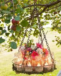 Garden Chandelier From Midwest Living