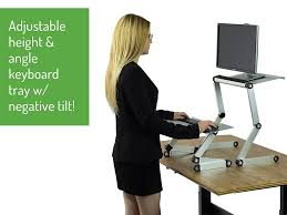 Stand Up Desk Conversion Kit Ikea by Standing Desk Conversion Kit