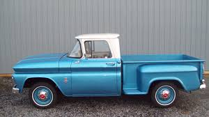 100 1963 Chevrolet Truck C10 Step Side 327300hp 4bbl And 3 Onthetree