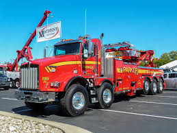 100 Kenworth Tow Truck Parkers Monster Dual Steer 2013 Midwes Flickr