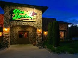 Entrance of The restaurant Picture of Olive Garden Tulalip
