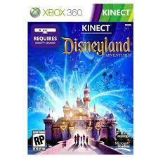 Kinect Disneyland Adventures Xbox 360