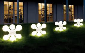 outdoor and patio exterior lighting fixtures with floral lighting