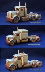 100 Toy Trucking Truck S Plans