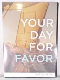 JOEL OSTEEN MINISTRIESYOUR DAY FOR FAVOR3 Pc MESSAGE CD DVD SET SERIES