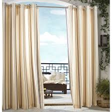 Striped Curtain Panels 96 by Outdoor Decor Gazebo Stripe Grommet Outdoor Curtain Panel Hayneedle