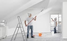 comment lessiver un plafond comment rénover des murs et des plafonds jaunis agence briques