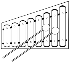 Xylophone Clip Art at Clker vector clip art online royalty