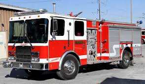 100 Hme Fire Trucks SOLD 1997 HME 1250850 Rescue Pumper Command Apparatus