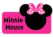Baby Minnie Mouse Baby Shower Theme by Minnie Mouse Thank You Cards For A Baby Minnie Shower Or Birthday