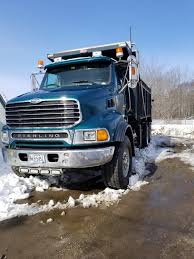 100 Tri Axle Dump Trucks 2005 Sterling Truck Maine Financial Group